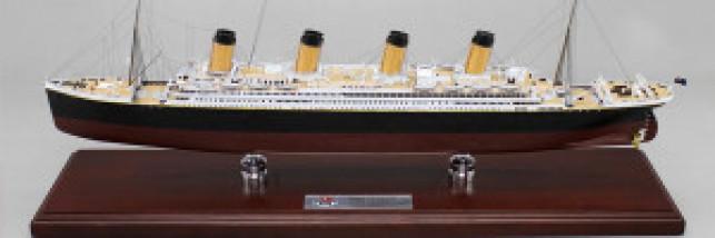 Postav si Titanic od Hachette -8.Diel