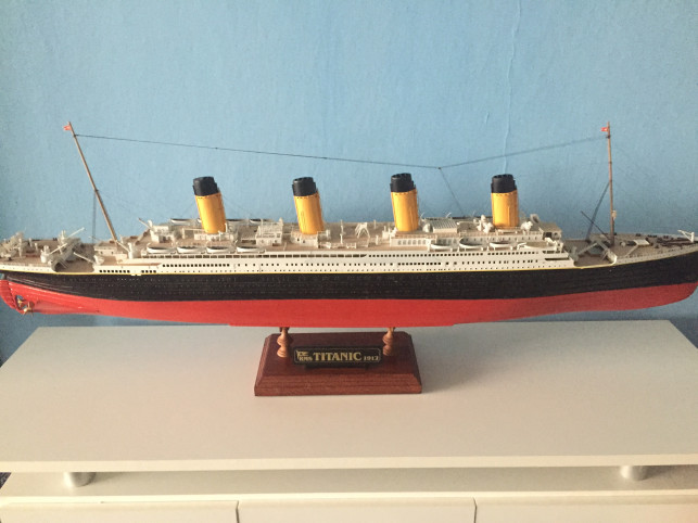 Titanic na predaj!