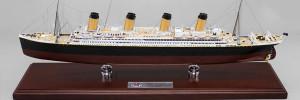 Postav si Titanic od Hachette návod